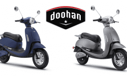 Doohan E-Swan: Vespa-Inspired Electric Scooter Coming Soon in Nepal