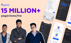 Programiz: An e-Learning Platform from Nepal has now Reached 15 Million pageviews/month in the Global Market