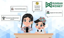 Rumsan Money: This New Fintech Startup Envisions Simplifying Bank Processes using Blockchain
