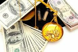 Gold und US-Dollar