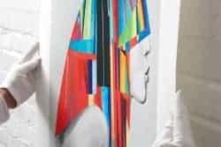 """Acrylbild """"Wish"""" (2016) der polnischen Künstlerin Edyta Grzyb (Fine-Art-Pigmentdruck)"""
