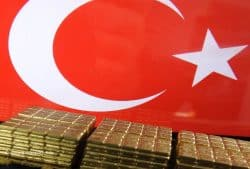 Gold, Goldreserven, Türkei (Foto: Goldreporter)