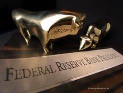 Gold, Fed