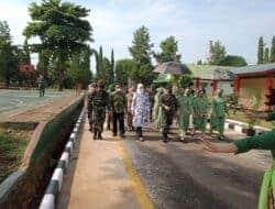 Ketua DPRD Purwakarta Hadiri Kunjungan Kerja Pangkostrad Letjen TNI Dudung Abdurachman