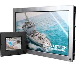 Rugged LCD Displays and Panel PCs