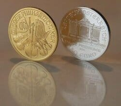Gold, Silber, Philharmoniker