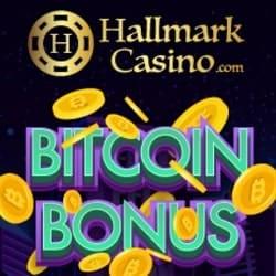 Hallmark Casino bonus page banner