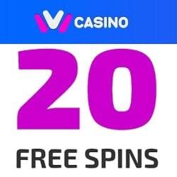 Ivi Casino 20 free spins bonus no deposit required - sign up now!