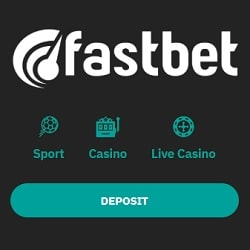 Fastbet Casino €50 welcome bonus for Sweden, Germany, Finland