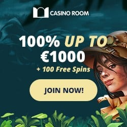 100% bonus and 100 free spins for all new customers
