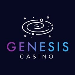 Genesis Casino 100% welcome bonus + 300 free spins on Starburst
