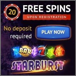 Wildblaster Casino 20 free spins no deposit bonus + 150 gratis spins