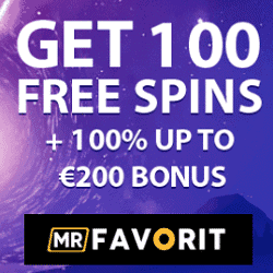 100 bonus spins and 200 EUR/USD/GBP up for grabs in Aspire Global Casino