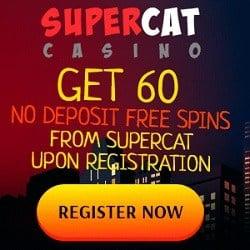 60 FS on registration - no deposit required!