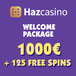 1000 EUR welcome bonus