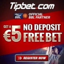 €5 free bet no deposit and 100 free spins bonus