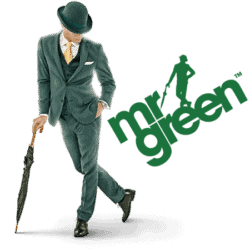 Mr Green Casino 450 free spins and 100% welcome bonus