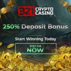 250% bitcoin bonus and extra free spins
