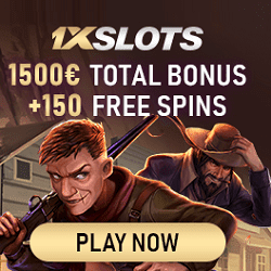 Exclusive 150 free spins bonus!