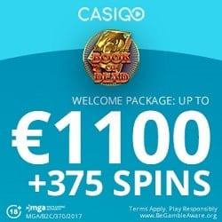 CasinoGo Welcome Bonus