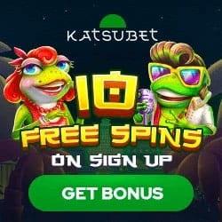 KatsuBet Casino 10 FS NDB
