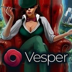 Vesper Casino banner