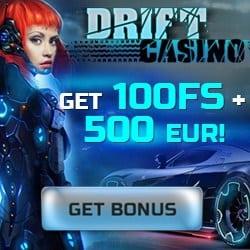 Exclusive Offer! 100 FS and 500 EUR bonus