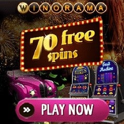 70 gratis spins or £/€/$ 7 FREE no deposit bonus