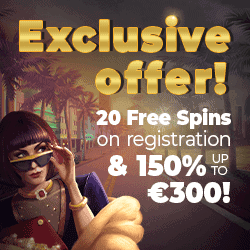 20 free spins on Hotline 2
