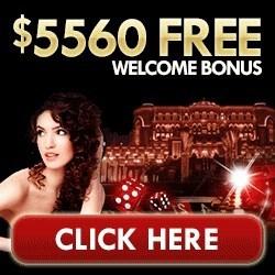 Get $5,600 free spins welcome bonus to Grand Hotel Casino!