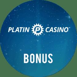 Platin Casino free bonus logo