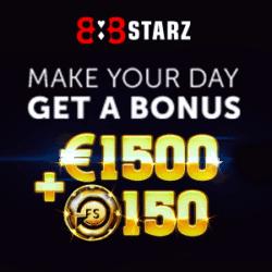 888Starz Casino bonus banner