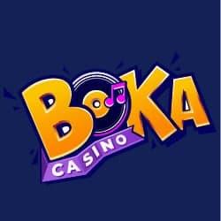 Boka Casino logo 2