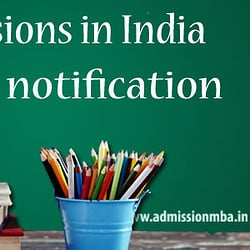 MBA Admissions in India Top Location