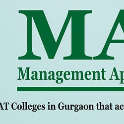 MBA Colleges in Gurgaon Accepting Mat Entrance Exam