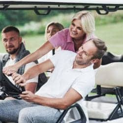 golf cart speed tips