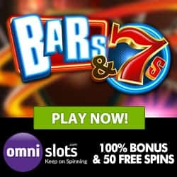 Omni Slots Casino [review] 150% free bonus and 70 gratis spins