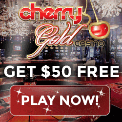 How to get $50 free chip bonus to CherryGold Casino?