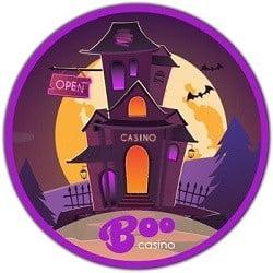 Boo Games150 gratis spins + 100% bonus + €1000 free