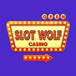 Slotwolf Casino banner 250x250