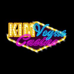 Kim Vegas logo banner