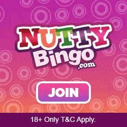 Claim £20 bingo bonus and 20 slot free spins!
