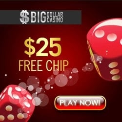 $250 free chip & 300% bonus code - USA welcome!