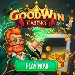Goodwin Casino 20 free spins bonus after mobile verification