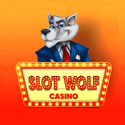 Slotwolf Casino banner