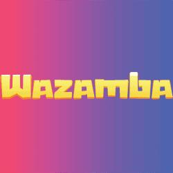 Wazamba Casino banner logo 250x250