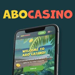 Abo Casino free bonus code