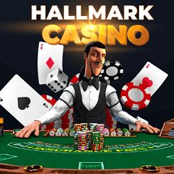Hallmark Casino banner online