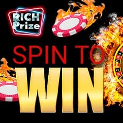 Rich Prize Casino free spins