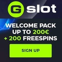 200 free spins and 200 EUR free bonus money